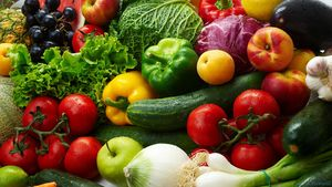 Почти 2 центнера овощей и фруктов пытались ввести в Белгород из Украины