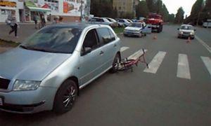 В Курске водители атакуют велосипедистов: пострадали подросток и женщина