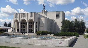 Реконструкции фонтана у Драмтеатра курянам придется ждать еще два года