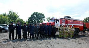 В декабре под Курском откроют новую пожарную часть