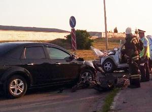 В Белгородской области произошло жуткое тройное ДТП, есть пострадавшие