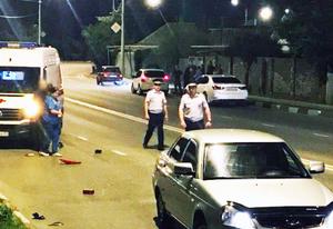 В Белгороде ночью насмерть разбился мотоциклист