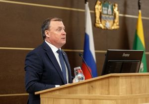 Мэром Екатеринбурга избрали бывшего вице-губернатора Свердловской области Орлова