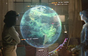 Американская компания Microsoft представила платформу Mesh для взаимодействия в виртуальной реальности