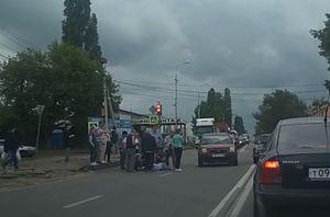 В Воронеже медики отпустили домой пострадавшего в ДТП с «Фордом» ребенка