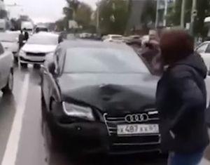 Виновником ДТП с 5 авто на проспекте Стачки в Ростове стал депутат Александр Михалев