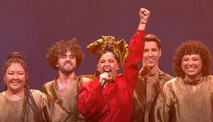 В рейтинге букмекеров Манижа упала после второго полуфинала Евровидения