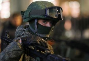 Военных отозвали с заблокированных рынков в Ростовской области