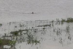 На Урале спасли мужчину, который увяз в песке на середине водоема