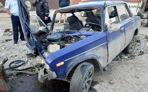 В Таганроге 3 человека пострадали в ДТП на ремонтируемом мосту