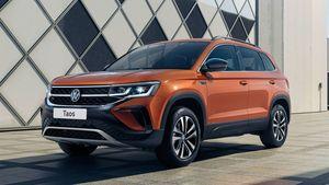 В РФ запустили производство кроссовера Volkswagen Taos
