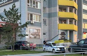 Дети с 15-го этажа сбросили пятилитровую бутыль с водой на ребенка в Барнауле