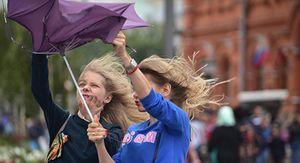 В Алтайском крае на пятницу и субботу объявлено штормовое предупреждение
