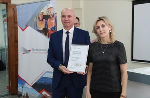 В Железногорске состоялась церемония награждения победителей грантового конкурса Металлоинвеста