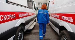 На трассе в Воронежской области пострадали два человека в ДТП с Porsche