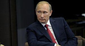 Путин поручил создать собственный международный конкурс песни в России