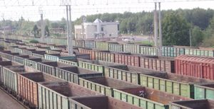 Погрузка на железной дороге в Курской области  составила порядка 10 млн тонн в январе-мае