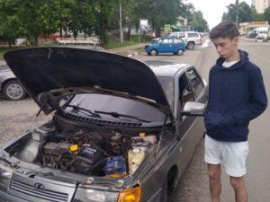 В Воронежской области 18-летний злостный нарушитель ПДД арестован на трое суток