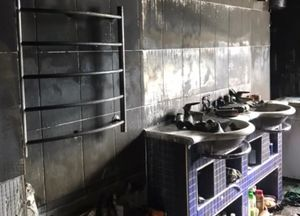 Из-за пожара в многоэтажке в Курске эвакуировали 15 человек