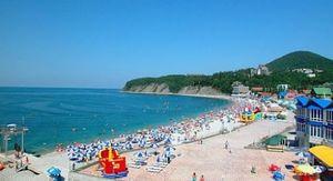 Глава Ростуризма Зарина Догузова заявила о перегруженности Черноморского побережья