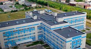 В Курске с 21 июня прекращается прием рожениц в областной перинатальный центр