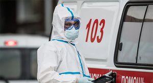 Рост заболеваемости коронавирусом COVID-19 в России продлится еще минимум 2 недели