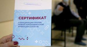 Минтранс РФ предложил проверять пассажиров по сертификату о вакцинации