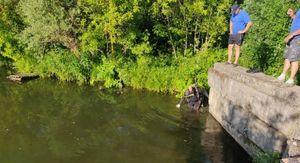 Двое детей утонули в реке в Курской области
