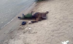Тело мужчины обнаружили на пляже в Новосибирске