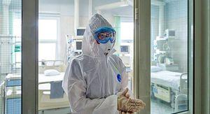 Четыре человека от коронавируса COVID-19 погибли в Курской области за сутки