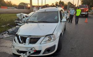 Один человек погиб и четверо пострадали в ДТП на ВЧК в Курске