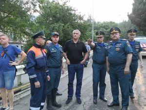 В Крыму готовят списки для выплат гражданам, пострадавшим от наводнения