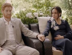 В Сети появился трейлер байопика «Гарри и Меган: Побег из дворца»