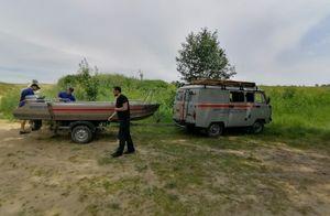 В реке Сейм в Курской области утонул мужчина