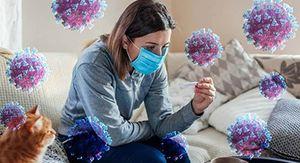 Express: Выявлены 4 симптома COVID-19, которые чаще встречаются у вакцинированных