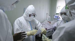В России вновь зафиксирован новый антирекорд по количеству смертей от COVID-19