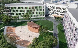 В Воронеже выбрали подрядчика для строительства мегашколы на Московском проспекте