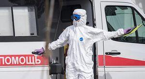 В России выявили 20992 случая заражения коронавирусом COVID-19 за сутки