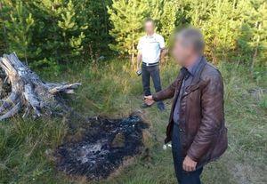В Нижнем Тагиле директор предприятия убил сторожа, вывез тело в лес и сжег