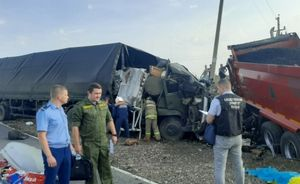 Число погибших в массовом ДТП в Саратовской области выросло до 5
