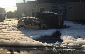 Четыре человека пострадали в ДТП в Заводском районе Саратова