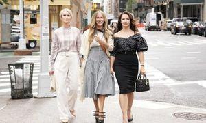 Актрисы «Секса в большом городе» за съемки в новых сериях получат по 7 млн долларов