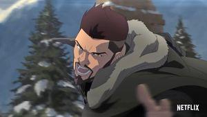Мультфильм «Ведьмак: Кошмар волка» о Весемире вышел на Netflix