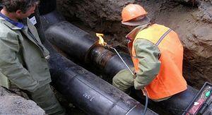 При запуске воды в Россоши Воронежской области вновь произошла авария на водопроводных сетях