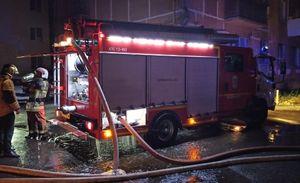 Два человека погибли при пожаре в пятиэтажке в центре Екатеринбурга