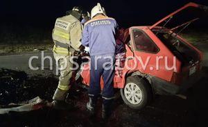 Один человек погиб в ДТП с фурой в Саратовской области