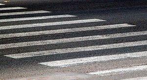 Водитель Peugeot сбил двух пешеходов на переходе в Воронеже