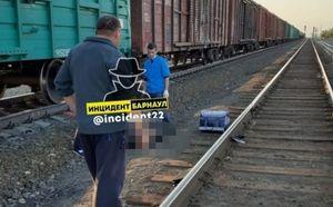 Грузовой поезд сбил 16-летнего подростка 1 сентября в Алтайском крае