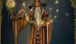 В Великобритании обнаружен 800-летний рукописный оригинал легенды о волшебнике Мерлине