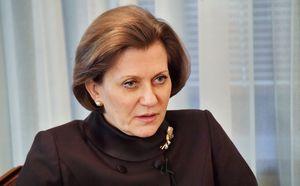 Попова заявила о росте случаев COVID-19 в восьми российских регионах